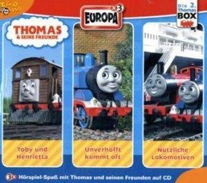 Thomas und seine Freunde. Box 02. Folgen 4-6