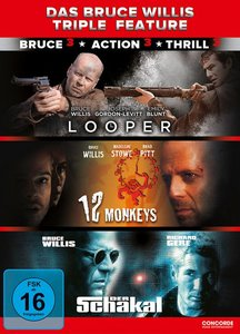 Das Bruce Willis Triple Feature (DVD)