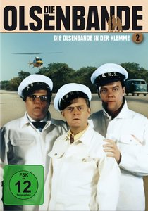 Die Olsenbande 02 in der Klemme (HD-Remastered)