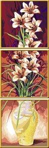 Duftende Blüten. Malen nach Zahlen Sonderserie Premium