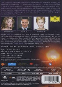Live A.D.Semperoper.The Lehar Gala From Dresden