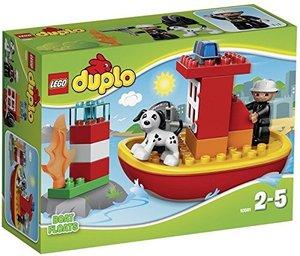 Lego 10591 - Duplo Feuerwehrboot