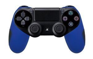 PROJECT SUSTAIN PS4 Player Kit (Silicon Grip, USB-Ladekabel)