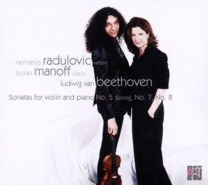 Sonaten Für Violine & Klavier 5/7/8