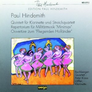 Quintett fur Klarinette und Streichquartett/Repe