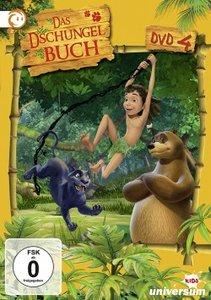 Das Dschungelbuch DVD 4