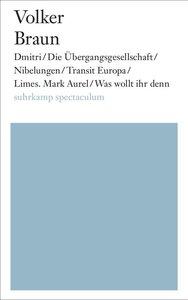 Dmitri / Die Übergangsgesellschaft / Nibelungen / Transit Europa
