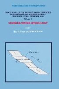 Proceedings of the International Conference on Hydrology and Wat