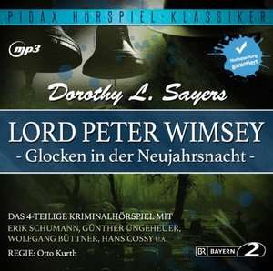 Lord Peter Wimsey: Glocken in der Neujahrsnacht