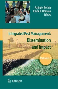 Integrated Pest Management: Dissemination and Impact 2