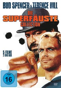 Bud & Terence-Die Superfäuste Collection (5 Filme)