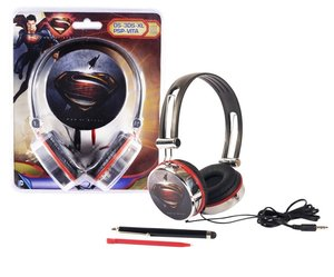 Man of Steel - Superman Kopfhörer / Headphone