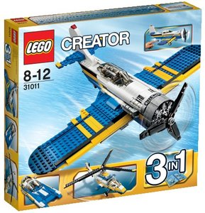 LEGO® Creator 31011 - Propellermaschine