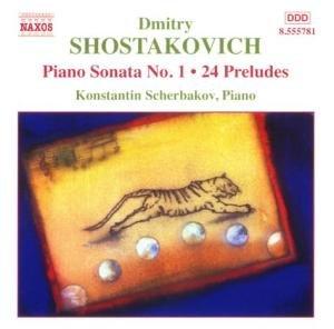 Klaviersonate 1/24 Preludes
