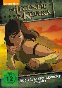 Die Legende von Korra, Buch 4: Gleichgewicht - Vol. 1