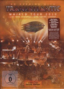 Whirld Tour 2010 (Limited Mediabox)