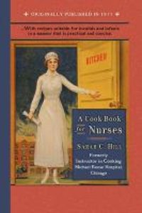 Cook Book for Nurses