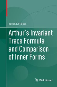 Arthur's Invariant Trace Formula and Comparison of Inner Forms