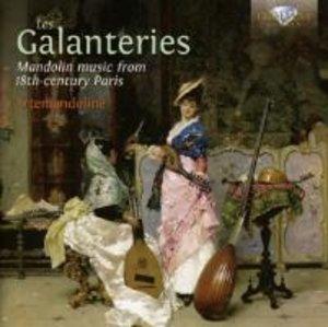 Mandolin Music From 18th Century Paris