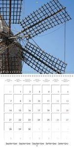 Fantastic Mallorca (Wall Calendar 2015 300 × 300 mm Square)