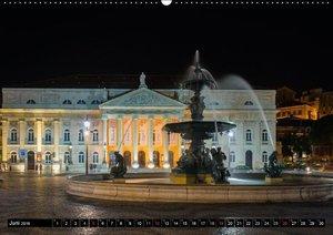 Metropole Lissabon (Wandkalender 2016 DIN A2 quer)
