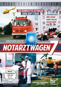 Notarztwagen 7. Remastered Edition