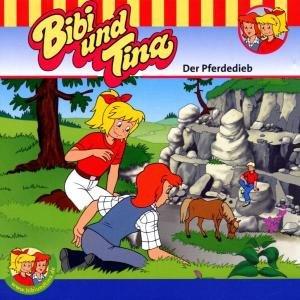 Bibi und Tina 45. Der Pferdedieb. CD