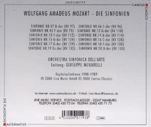 Mozart-Die Sinfonien Teil 2