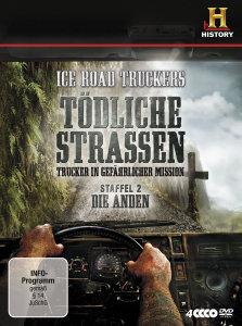 Ice Road Truckers:Tödliche Strassen-Anden Staf.2