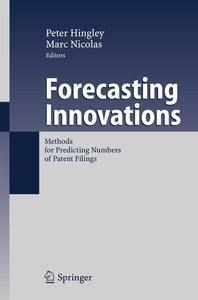 Forecasting Innovations