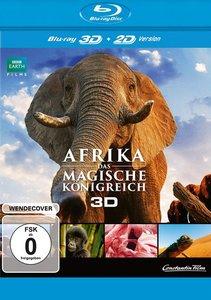 Afrika-Das m.Königr (2D+3D Amaray)