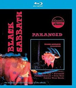 Paranoid-Classic Albums (Bluray)