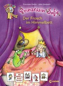 Prinzessin Sofie - Der Frosch im Himmelbett