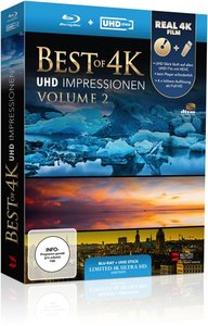 Best of 4K - UHD Impressionen Volume 2 (UHD Stick in Real 4K + B