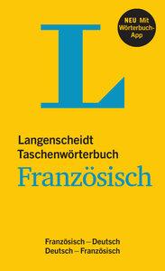 Langenscheidt Taschenwörterbuch Französisch - Buch und App