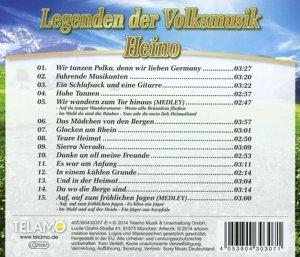 Stefan Mross präsentiert Legenden der Volksmusik: