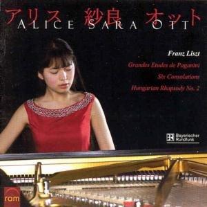 Grandes Etudes de Paganini/+Consolations