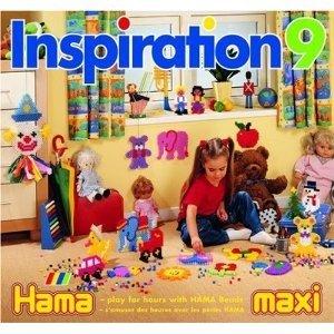Hama 399-09 - MAXI: Inspirationsheft Nr. 9