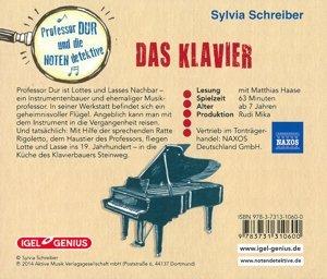 Prof. Dur und die Notendetektive 01: Das Klavier