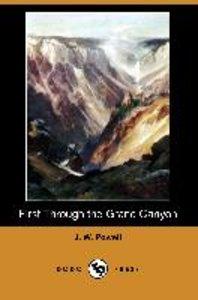 First Through the Grand Canyon (Dodo Press)