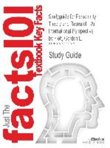Studyguide for Personality Theory and Research