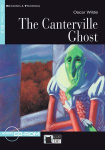 Wilde, O: Canterville Ghost/Buch mit Audio-/CD-ROM