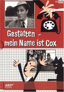 Gestatten,mein Name ist Cox