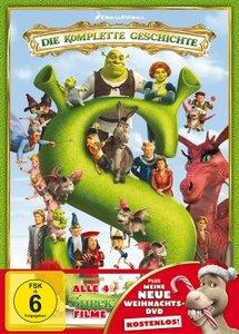 Shrek 1-4: Die Komplette Geschichte