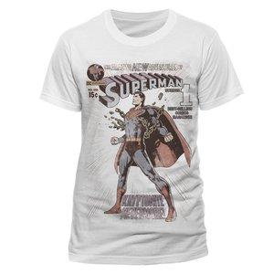Greatest Adventure (T-Shirt,Weiss,Größe S)