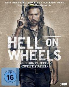 Hell On Wheels-Die Komplette 2.Staffel