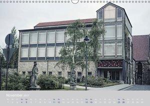 Hildesheim - damals ... (Wandkalender 2017 DIN A3 quer)