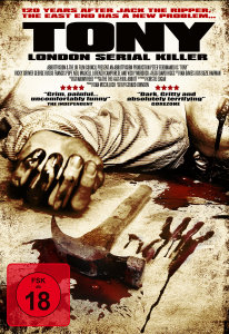 Tony-London Serial Killer (Cover m.Hammerabb.)