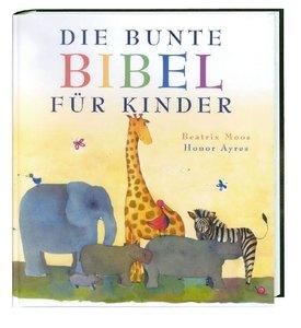 Die bunte Bibel für Kinder