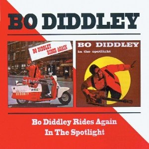 Bo Diddley Rides Again/In The Spotlight